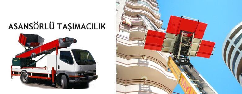 Sinop Asansörlü Ev Taşıma